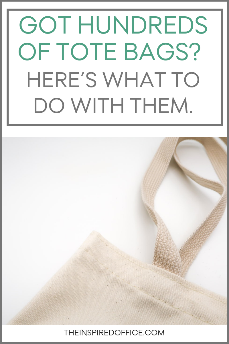 Got hundreds of tote bags_ Here's what to do with them..png