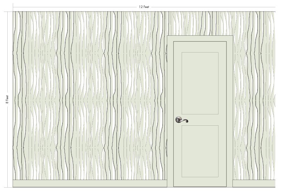 "EMMY bone | Pattern Repeat: 52""w x 27""h"