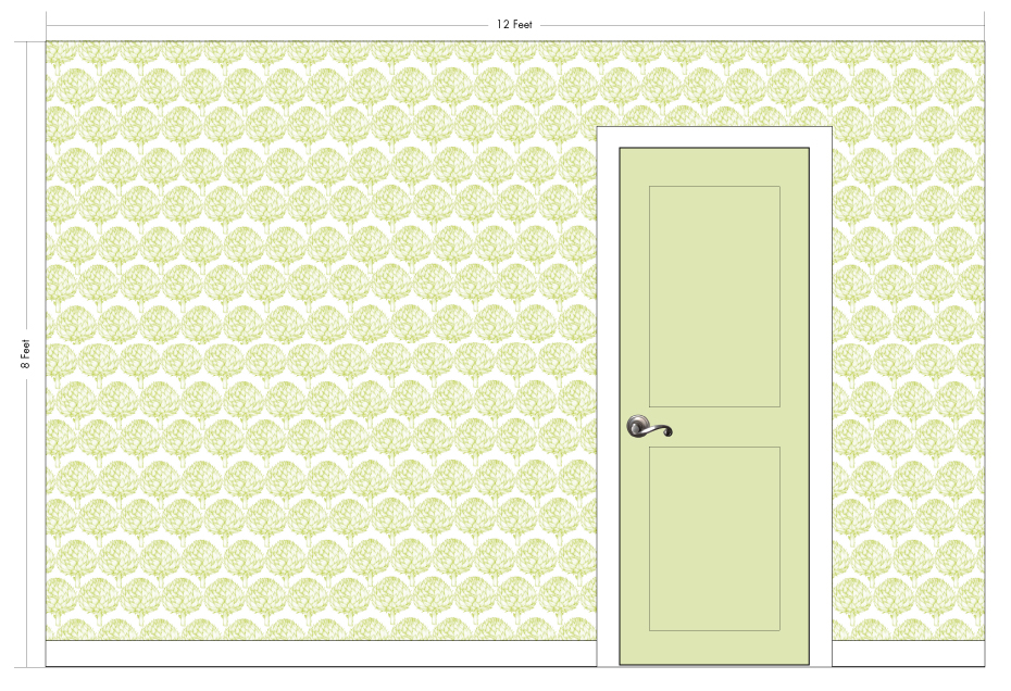 "LITTLE ARTIE spring | Pattern Repeat: 6.5""w x 12.75""h"