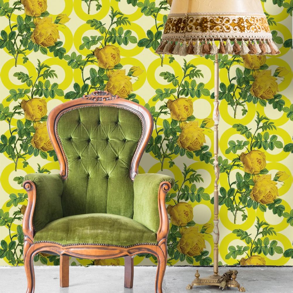 Green-Velvet-Chair-&-Lamp-MIMI-saffron2.jpg