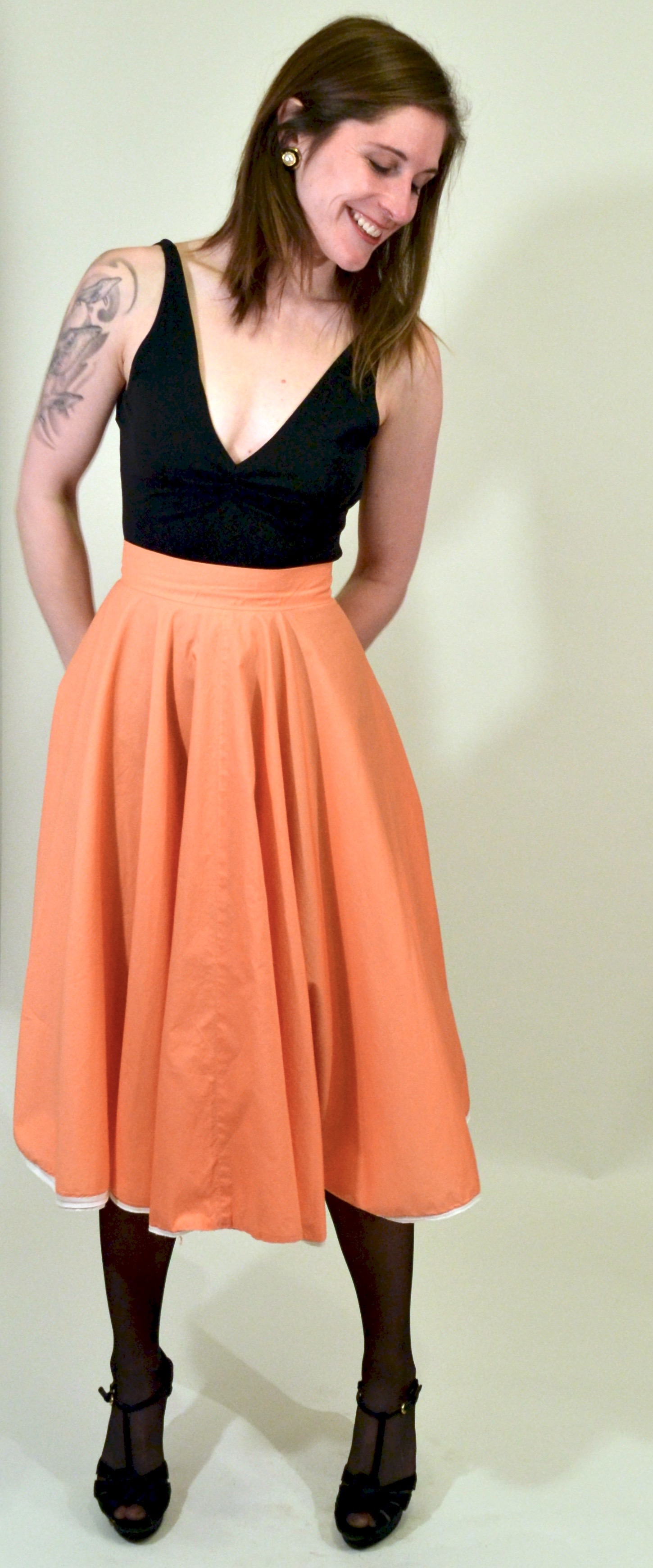 The Maria Handmade Skirt