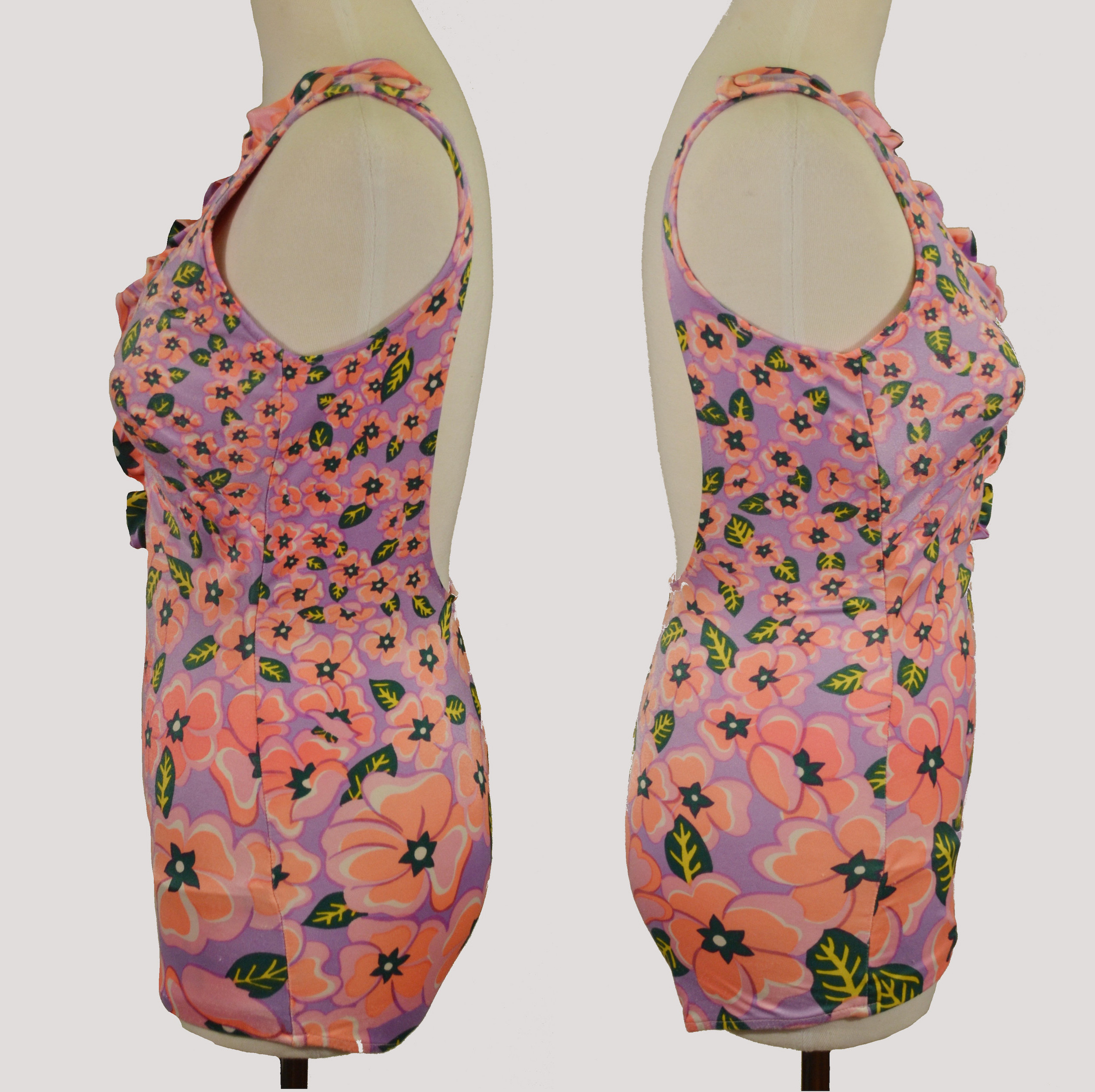 The Gidget Floral Bather