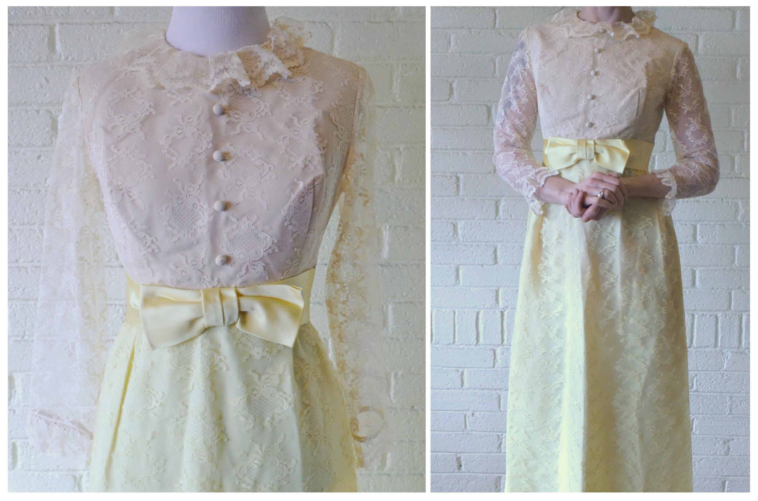 1960s Lemon Drop Dress Main.jpg