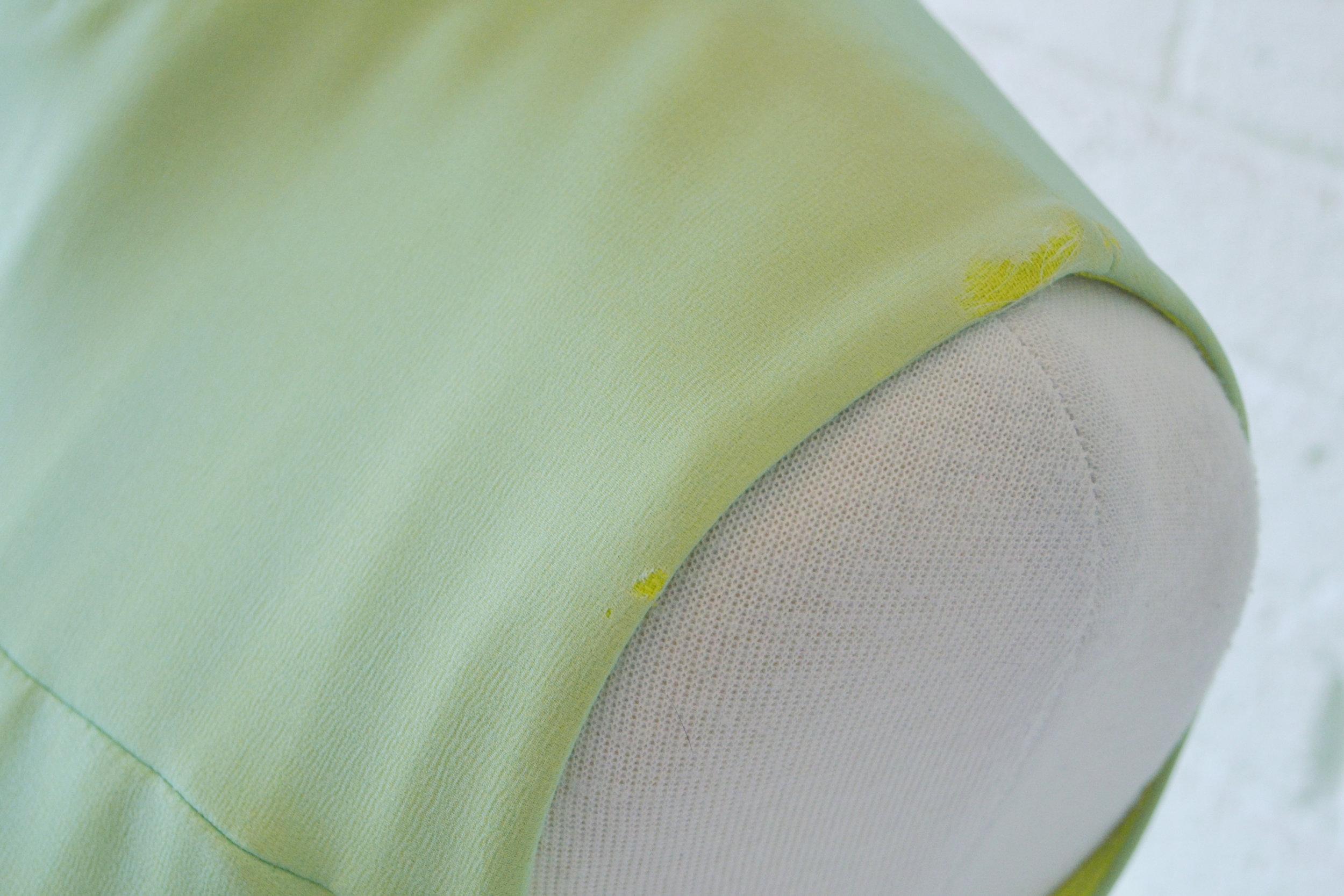 1960s Crepe Drape Dress 8.jpg