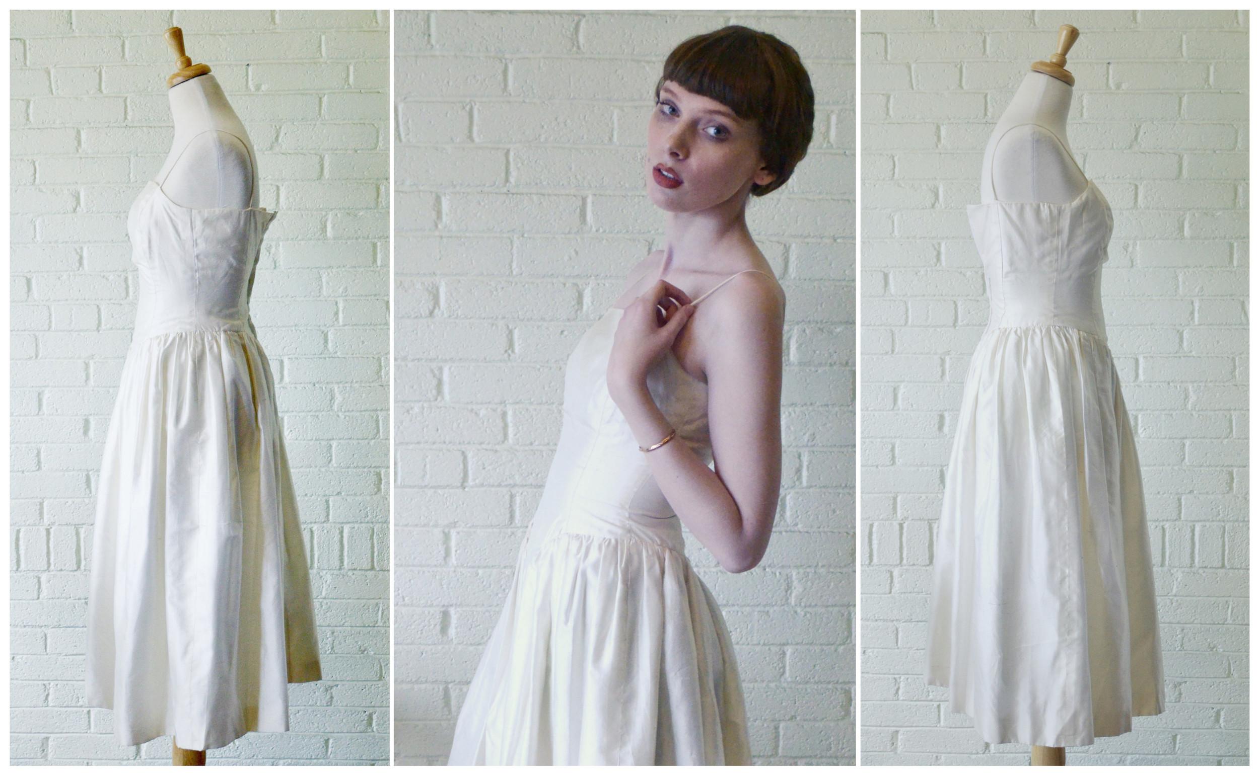 1980s Raw Silk Dress Sides.jpg