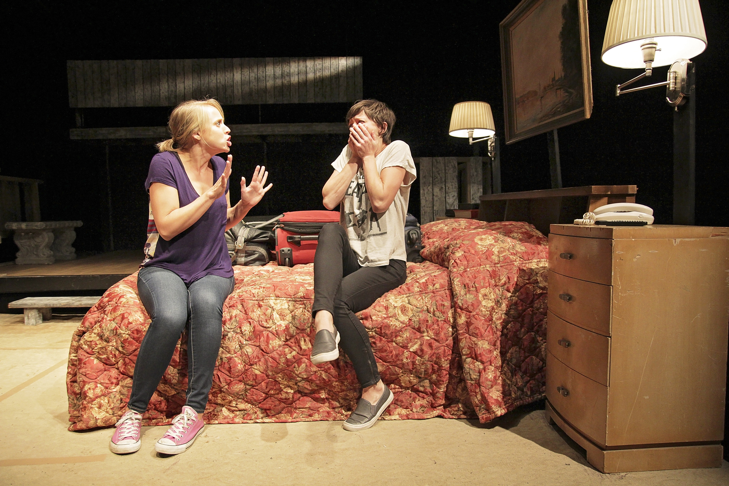 The Gorges Motel | The Barrow Group Theatre