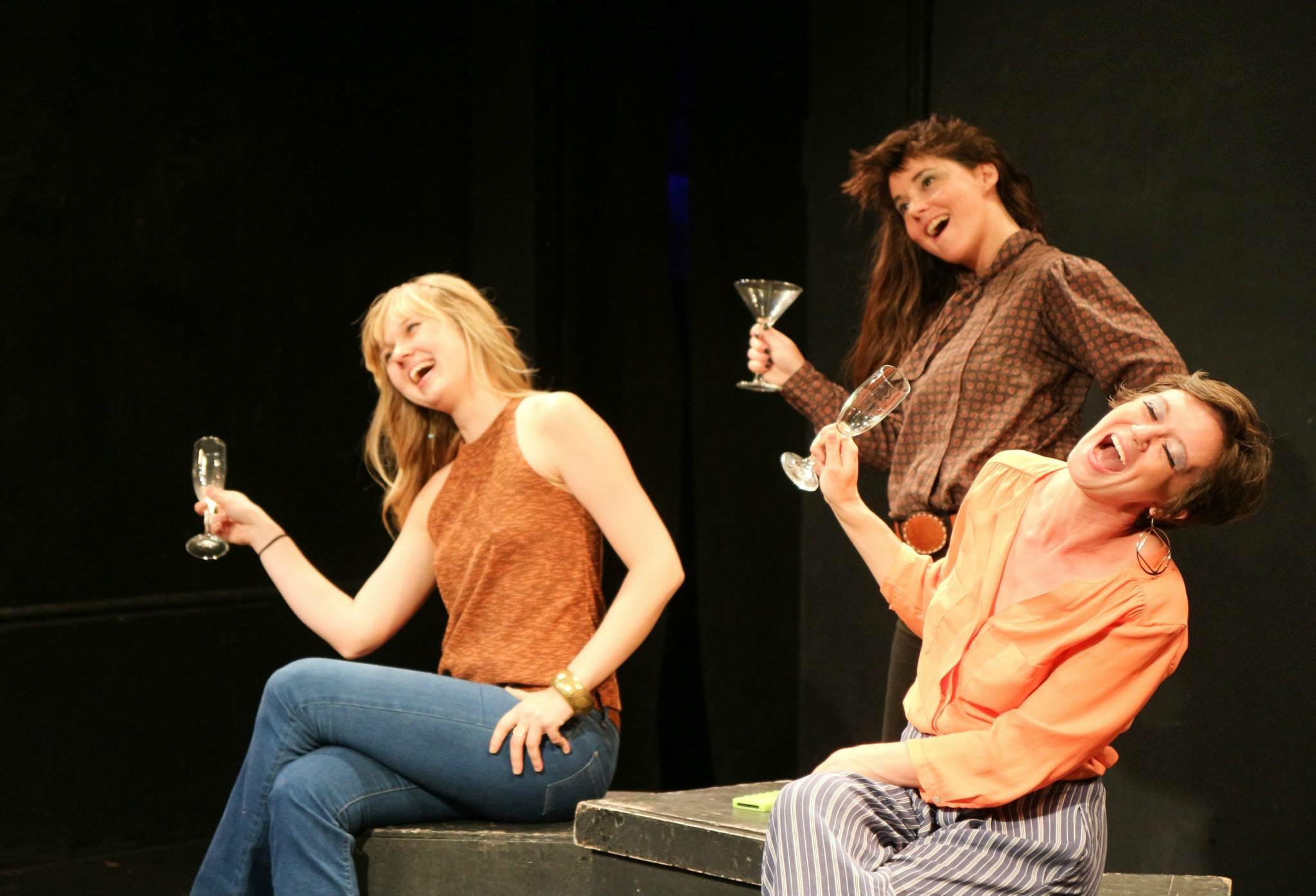 SHOTZ | AMIOS Theatre Company