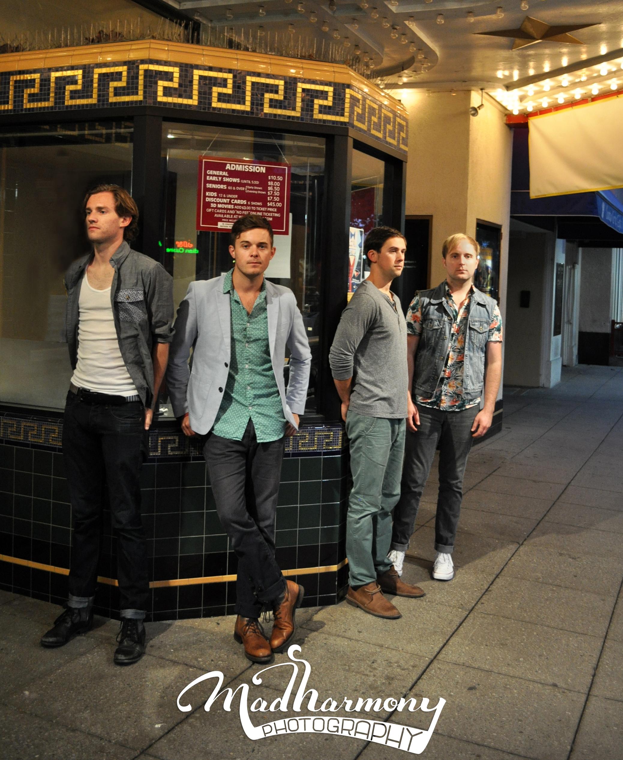 Tommy & The High Pilots / Downtown Santa Cruz 2014