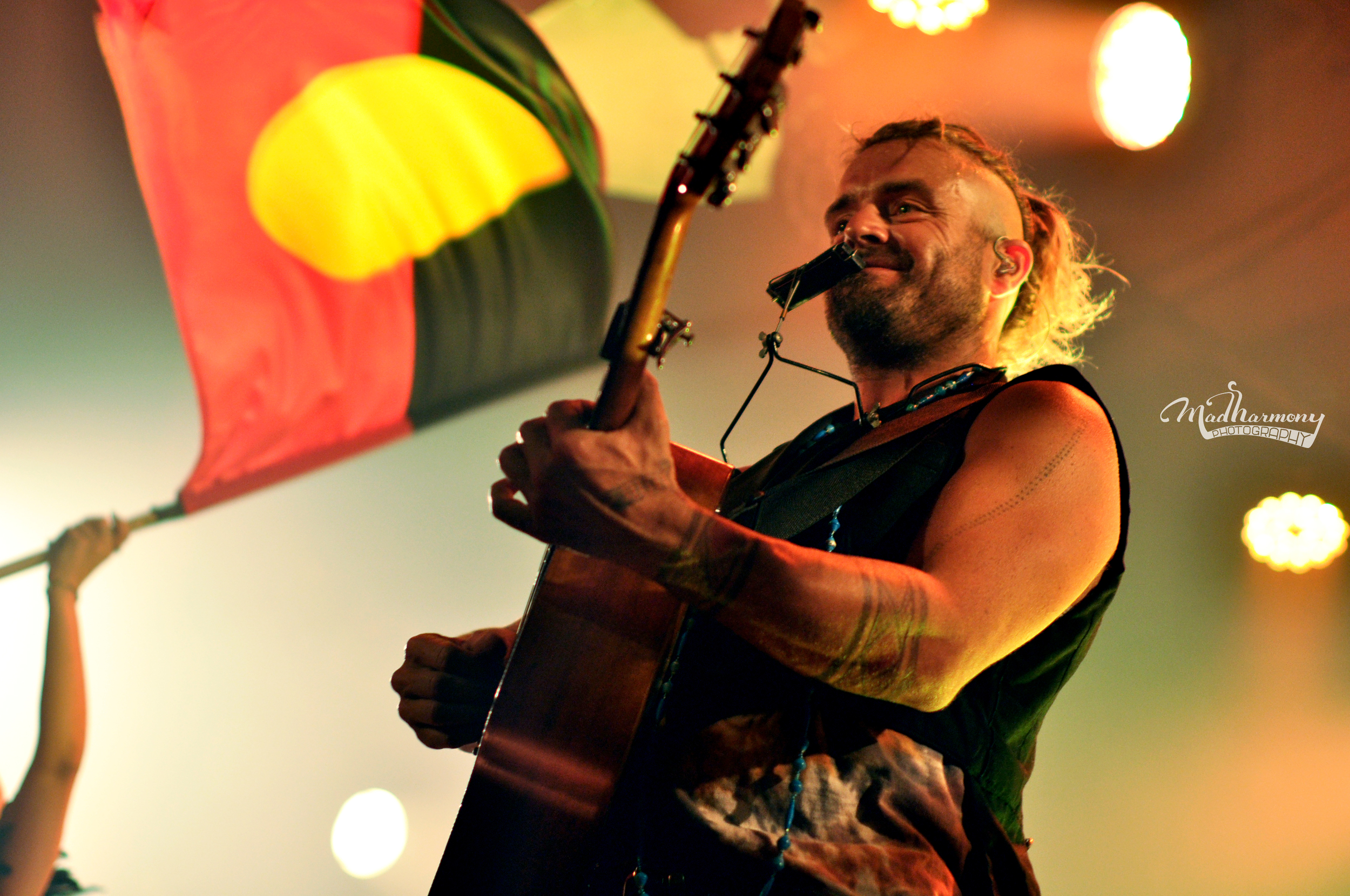Xavier Rudd & The United Nations / 10.09.15 / The Catalyst Club