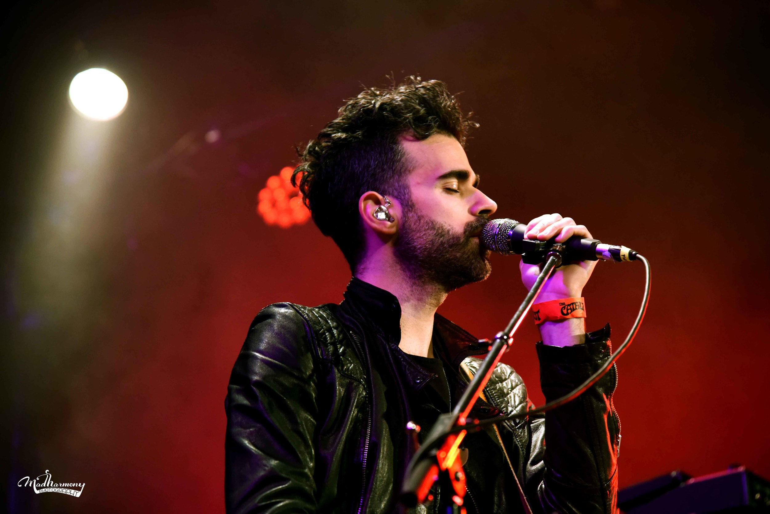 Geographer / 03.29.16 / The Catalyst Club