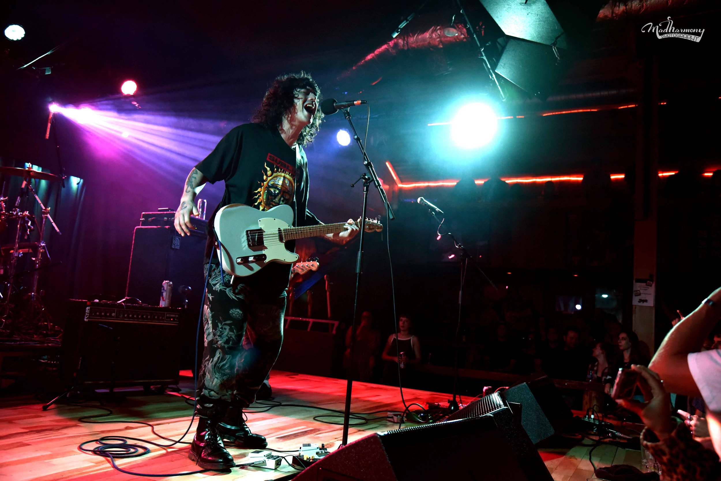 Sticky Fingers / 05.25.16 / Belly Up, Solana Beach, CA