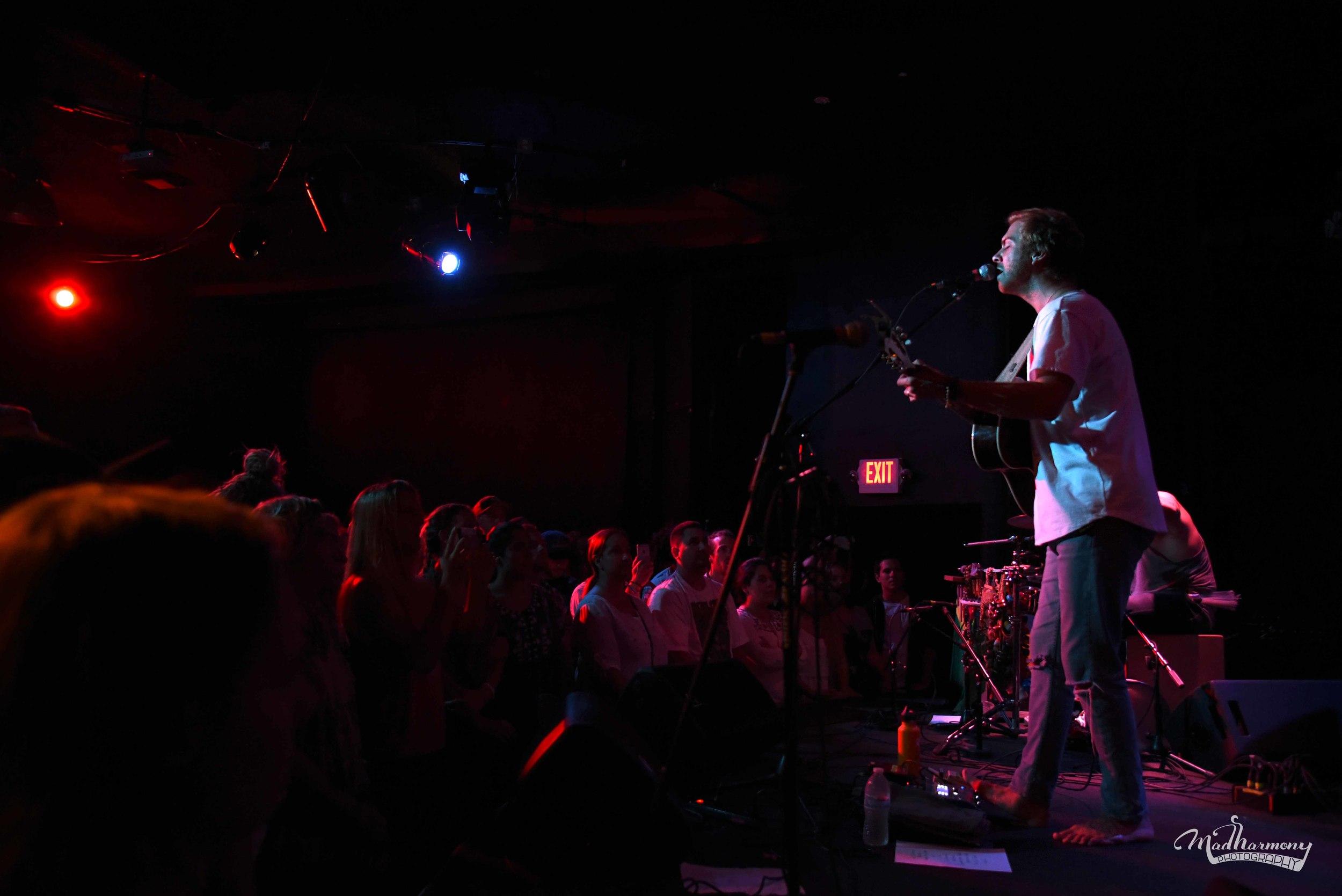 Trevor Hall / 07.27.2016 / The Ritz San Jose, CA
