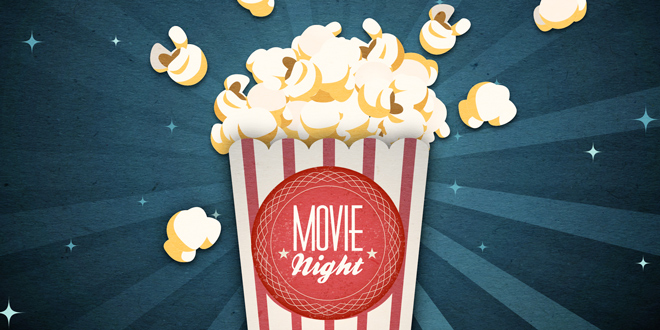 Join us at Thompson Square Studios Snug Room for a movie night