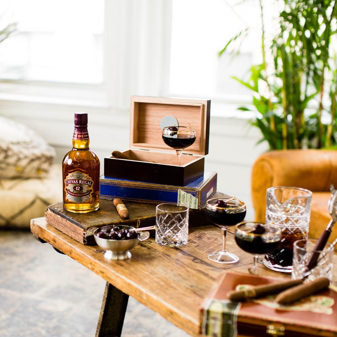 Members Happy Hour | Chivas Venture | NY