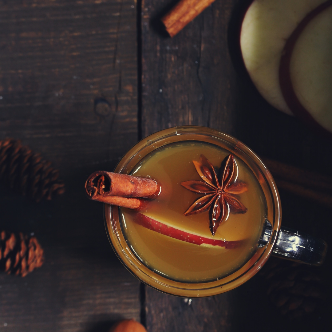 Members Happy Hour | Spiked Apple Cider | NY