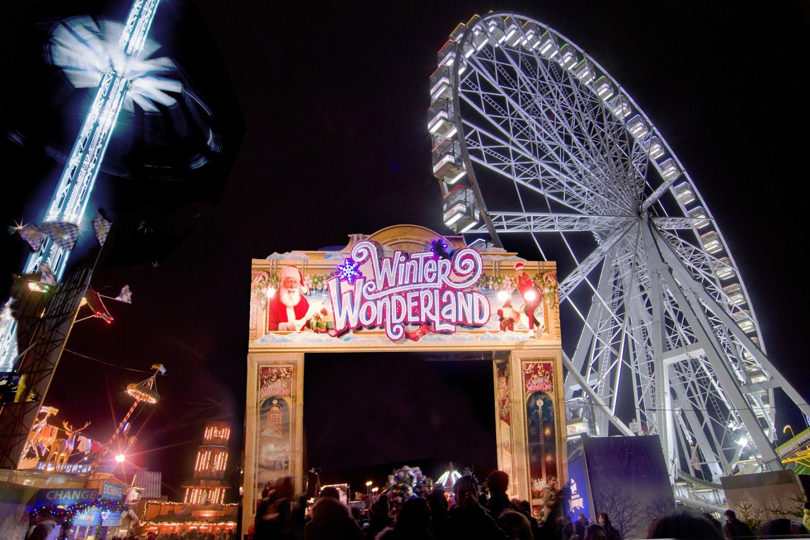 Winter Wonderland - Hyde Park