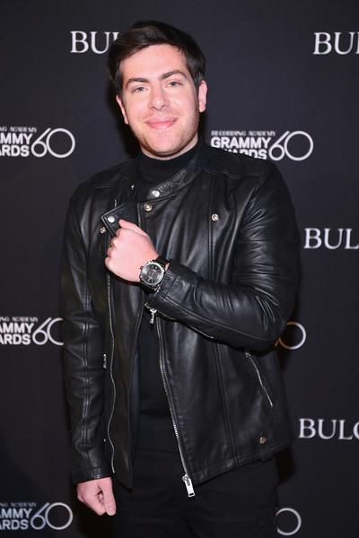 HOODIE ALLEN, 2018 Grammy Awards,  Bulova Event