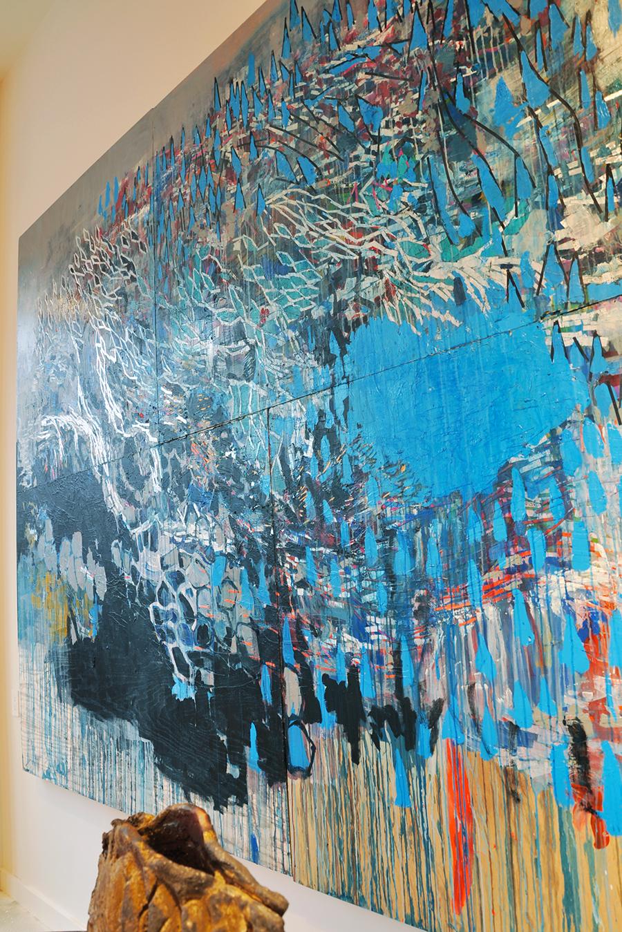 Guillaume Paturel detail featured at Atelier Mira in Williamsburg