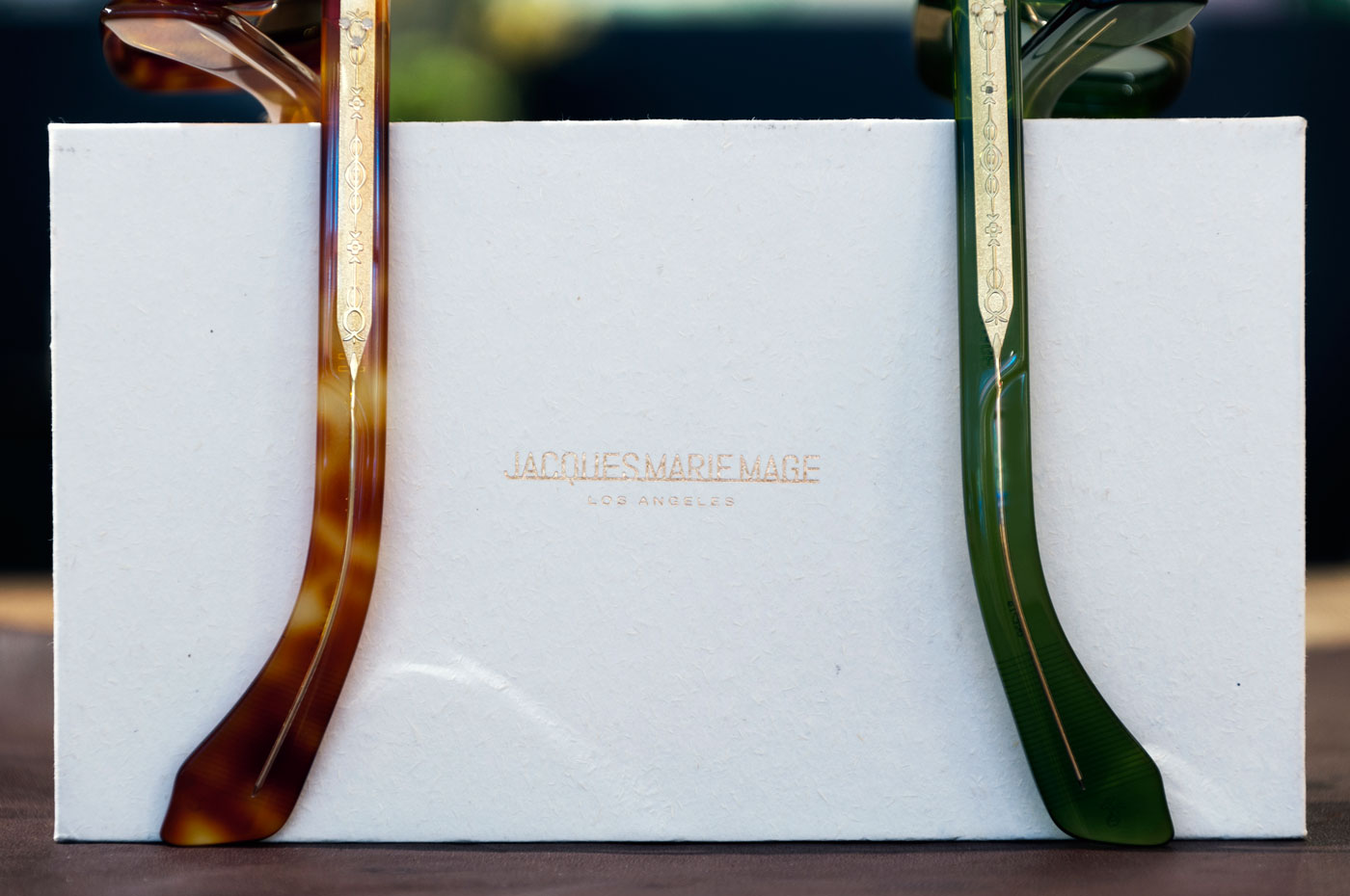 Jacques Marie Mage box