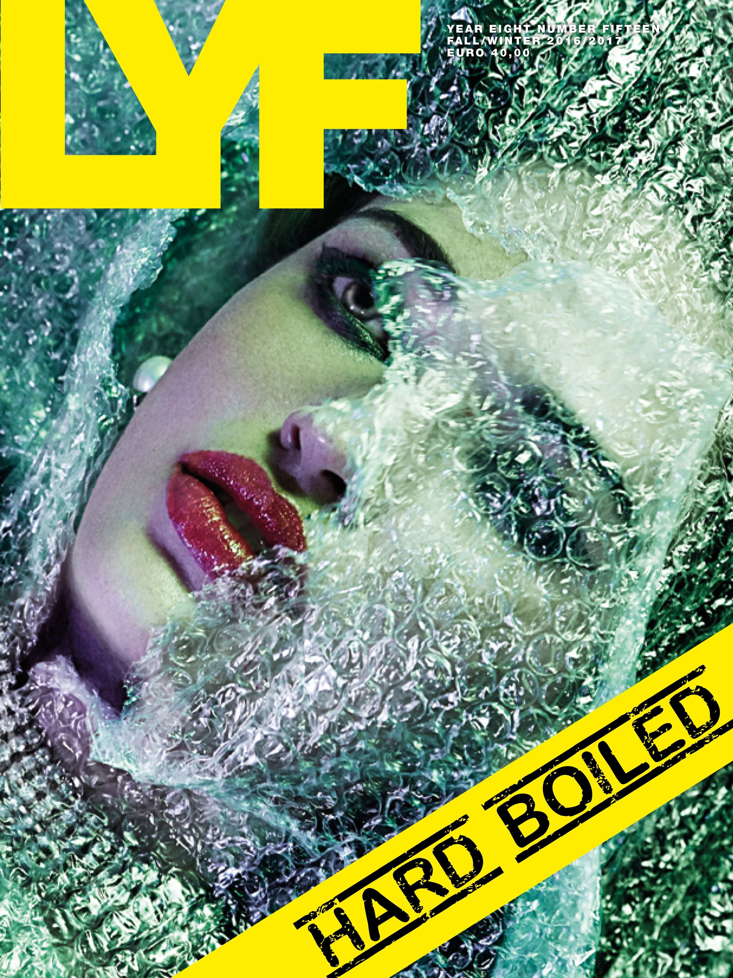 Lyf Magazine Hardboiled