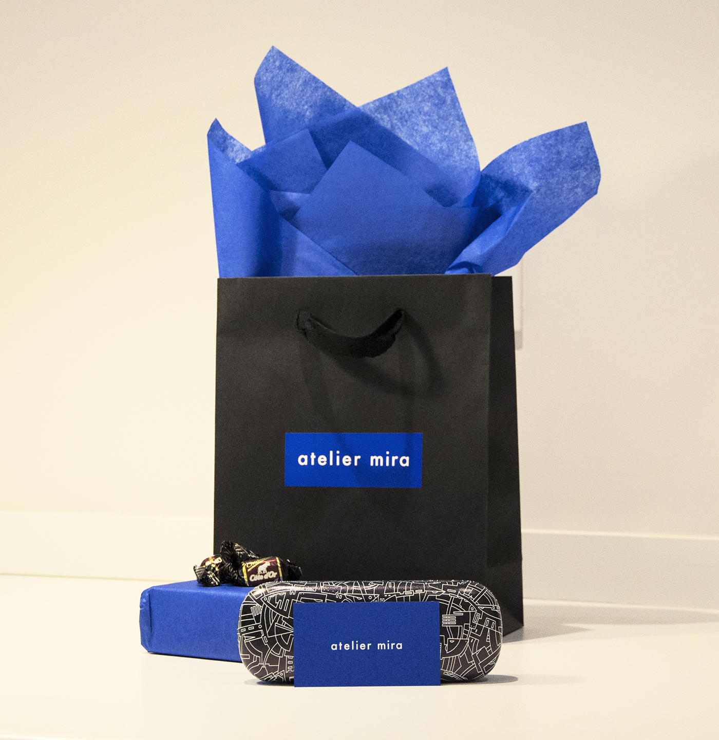Your one of a kind gift from Atelier Mira awaits you.