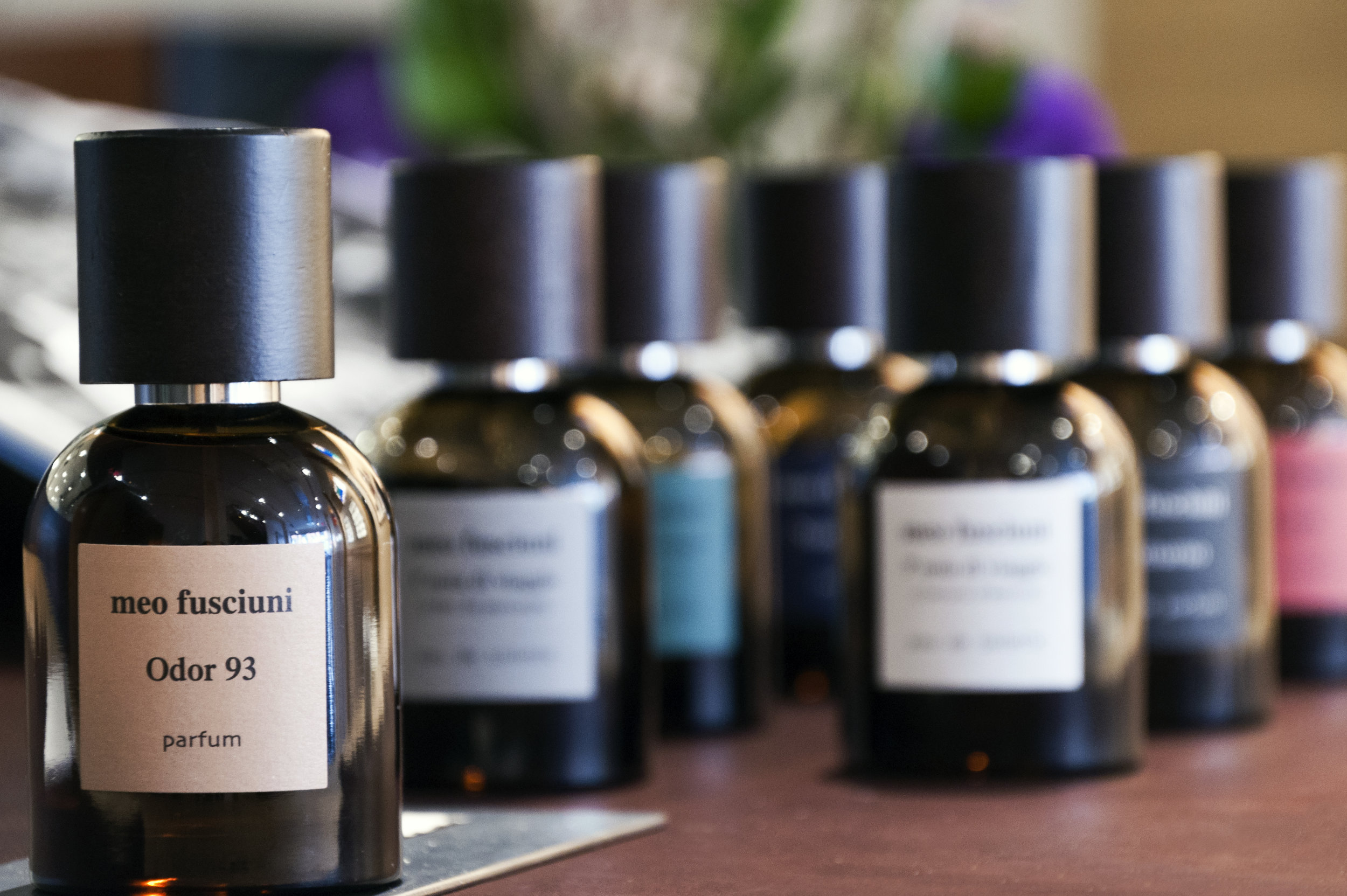 Meo Fusciuni personal fragrances from Italy $185 - $250