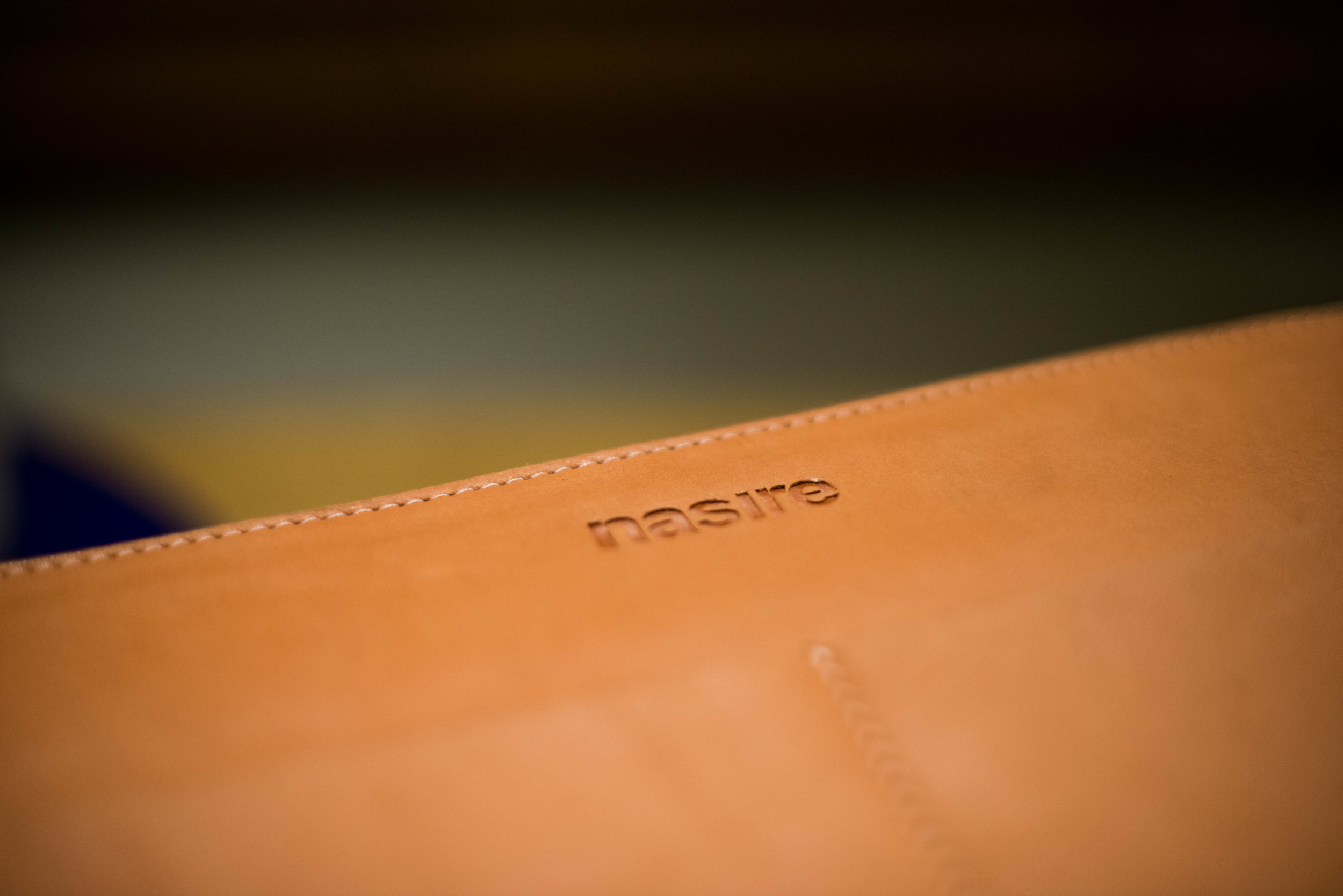 Quality Handmade Leather Goods from Morocco #NASIRE