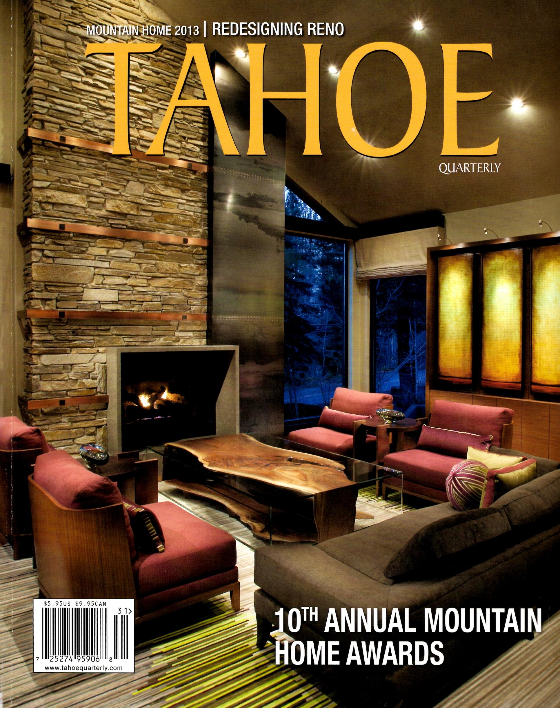 "Mountain Home Award: ""Timeless Gathering"" 2013"