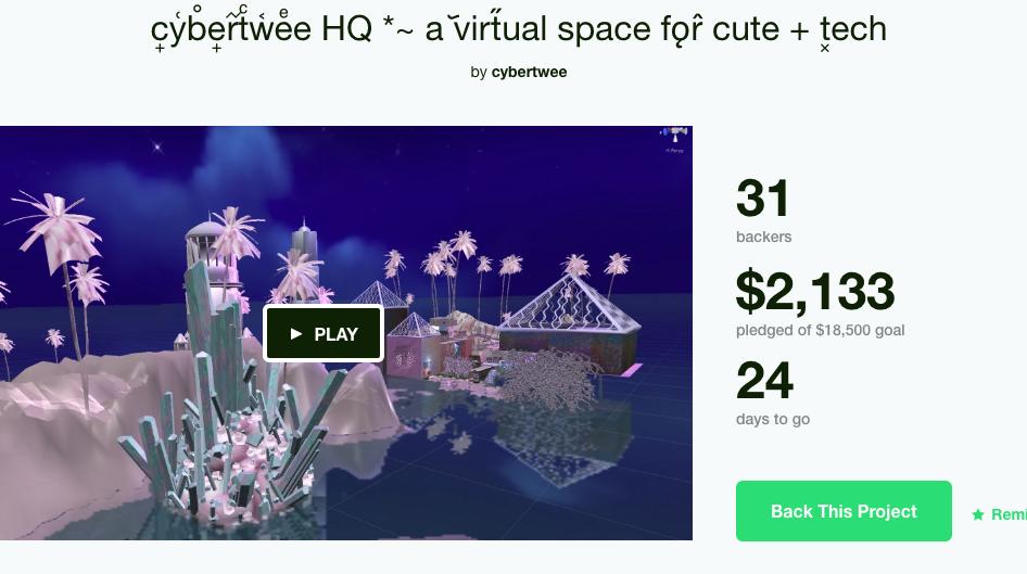 cybertwee kickstarter