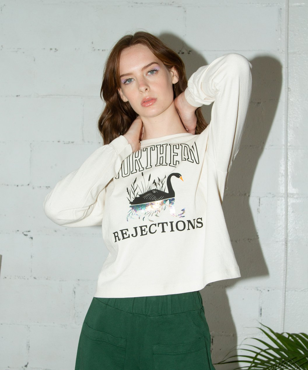 northern_rejections truss tee okayok clothing toronto carolyn tripp graphic design