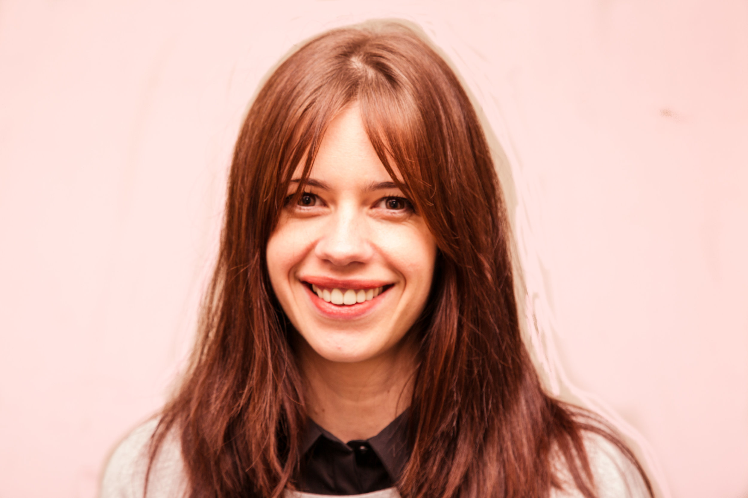 The ever cute Kalki Koechlin.