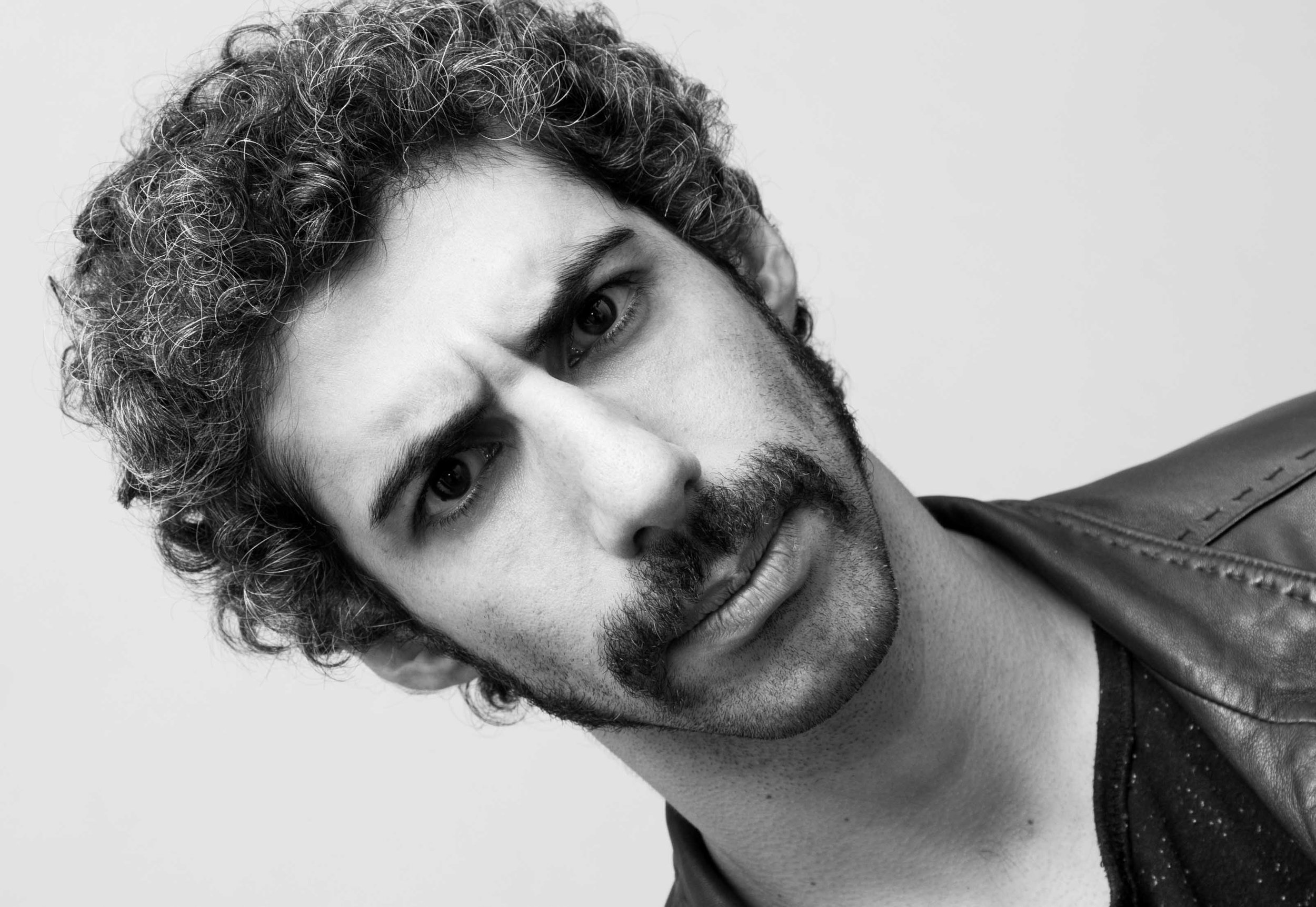 The goofy Jim Sarbh.