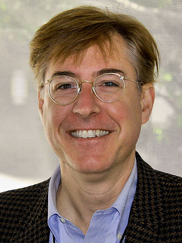 Larry D. Moore CC BY-SA 3.0 . https://commons.wikimedia.org/wiki/File:Thomas_frank_2012.jpg