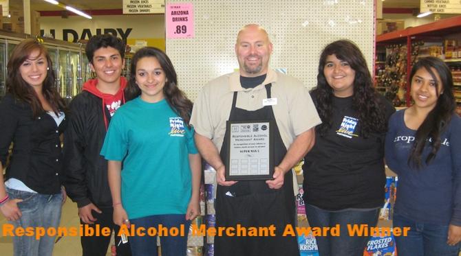 Responsible Alcohol Merchant Awards