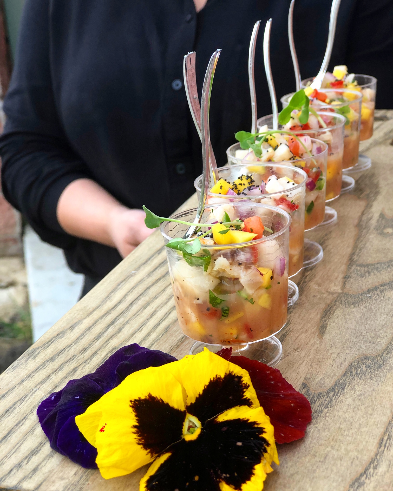 Full-Service Catering