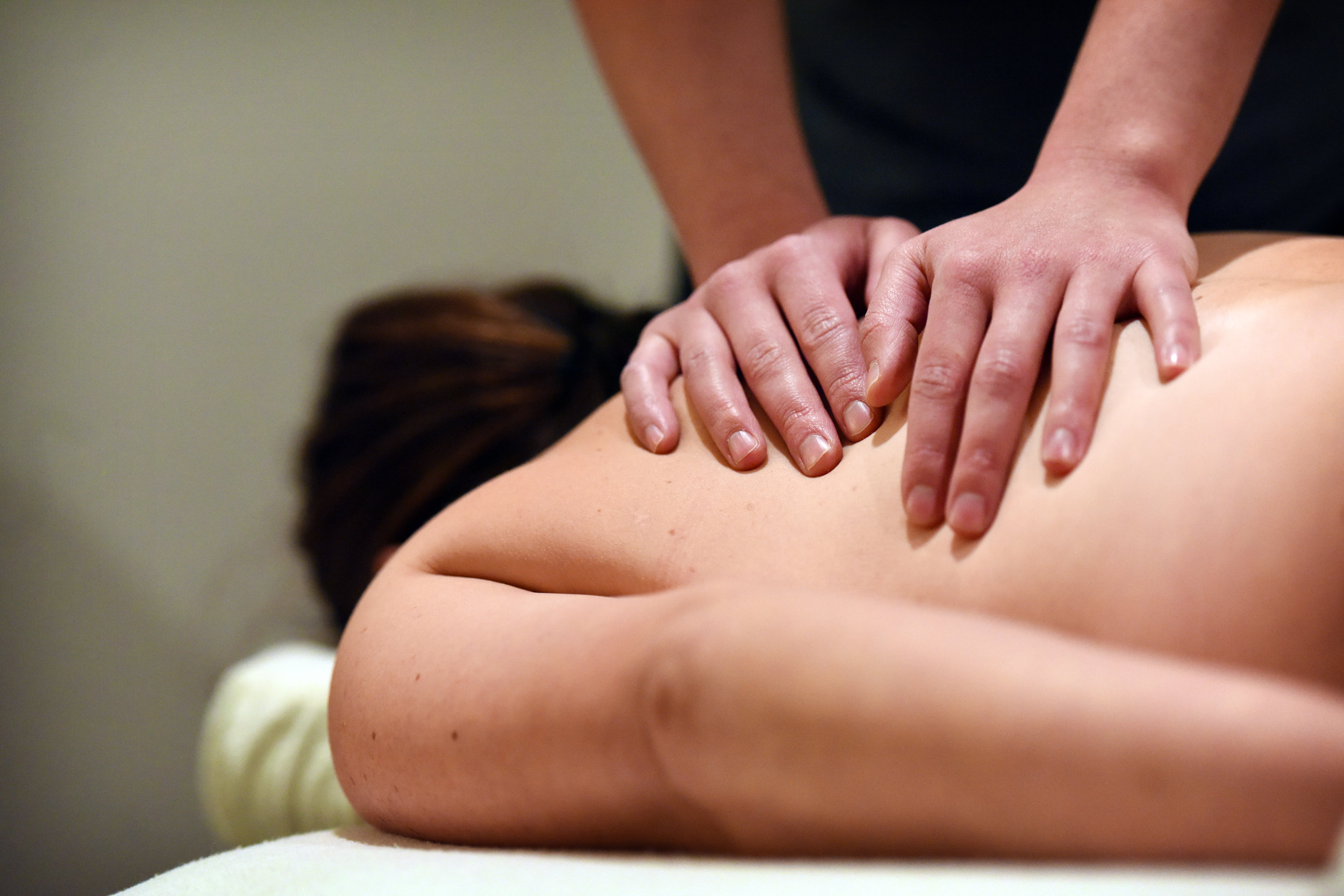 Massage Therapy - Reduce stress, pain and tension and enjoy the things you love with an hour or two devoted entirely to you.