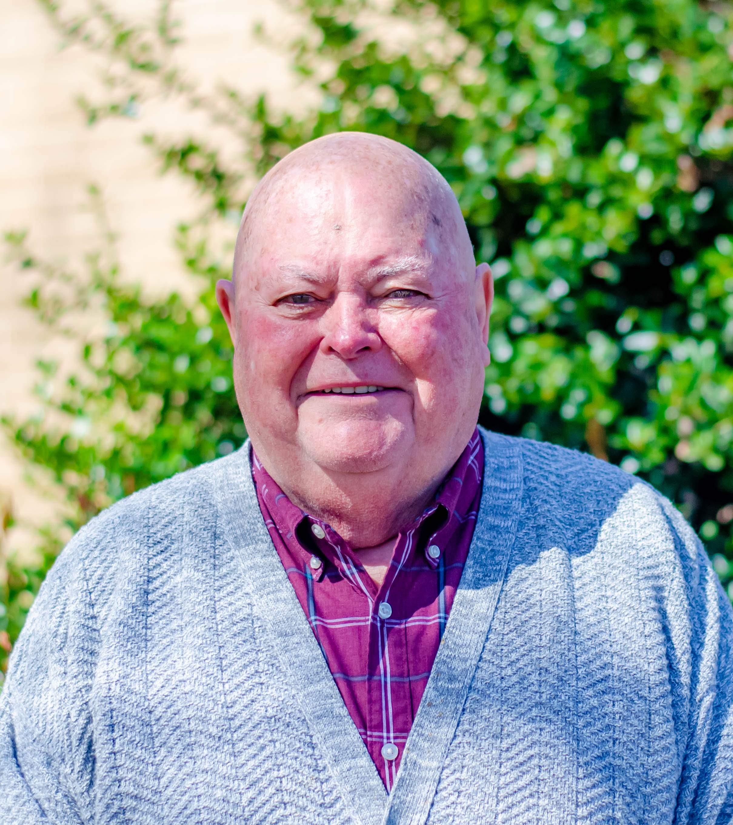 Earl Dove - Church Treasurer