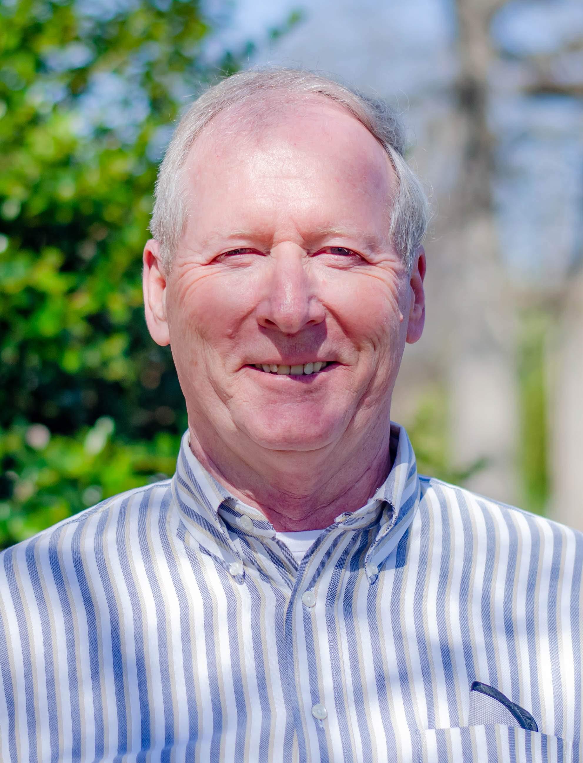 Keith Comer - Deacon (Chairman)