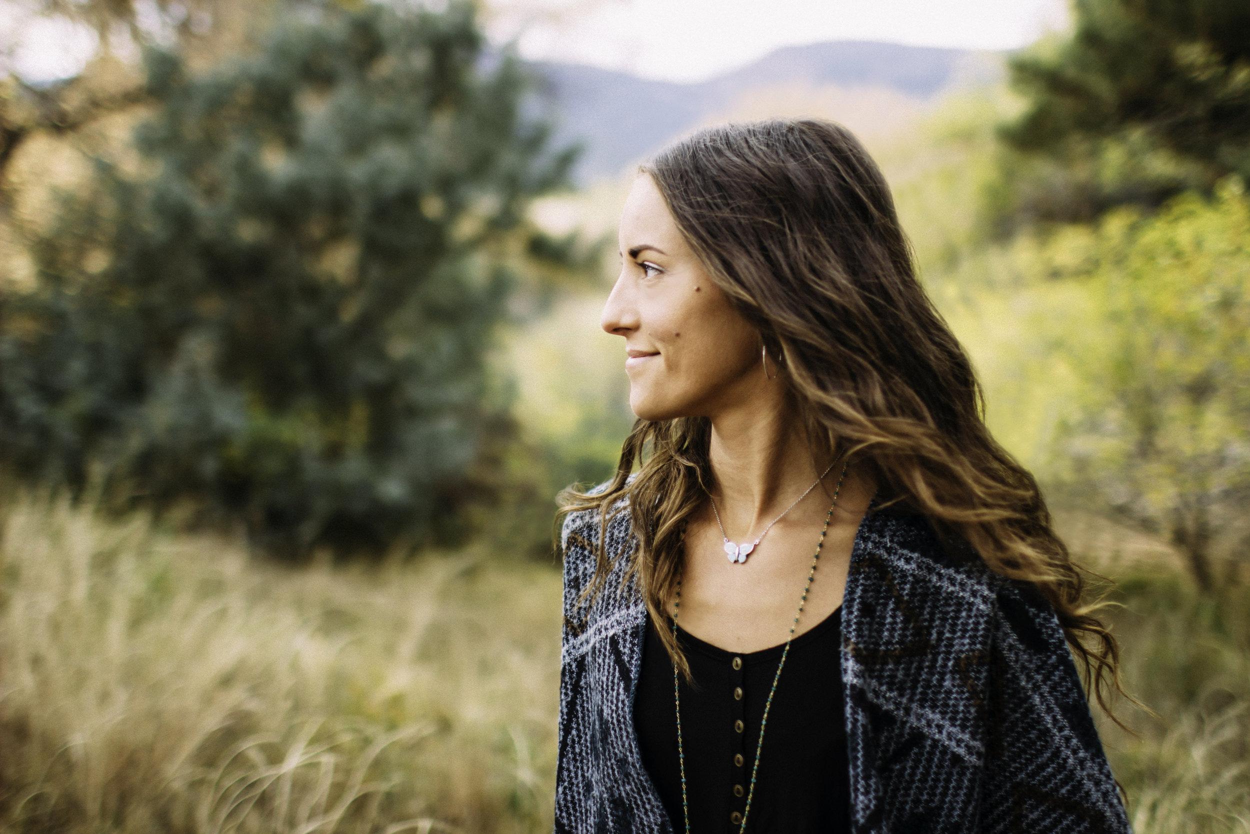 Beth Barbaglia, Breathwork Teacher & Founder of Held In The Heart