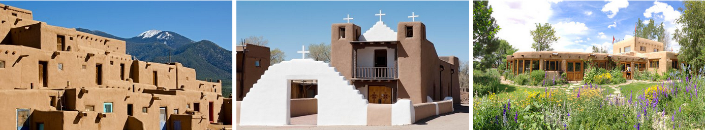 Taos Pueblo and Hanuman Temple EXPLORE Retreat Held In The Heart