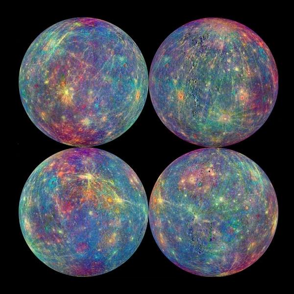 Mercury,  via   Nasa