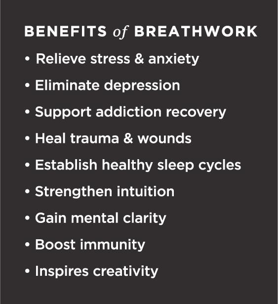 Benefits of Breathwork, Held In The Heart
