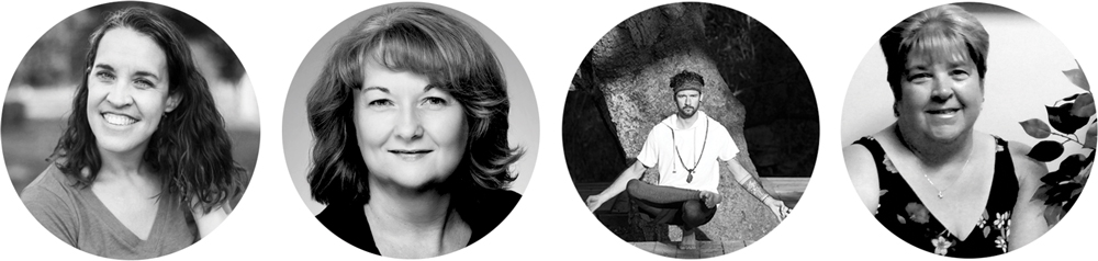 Meet our contributing authors! →