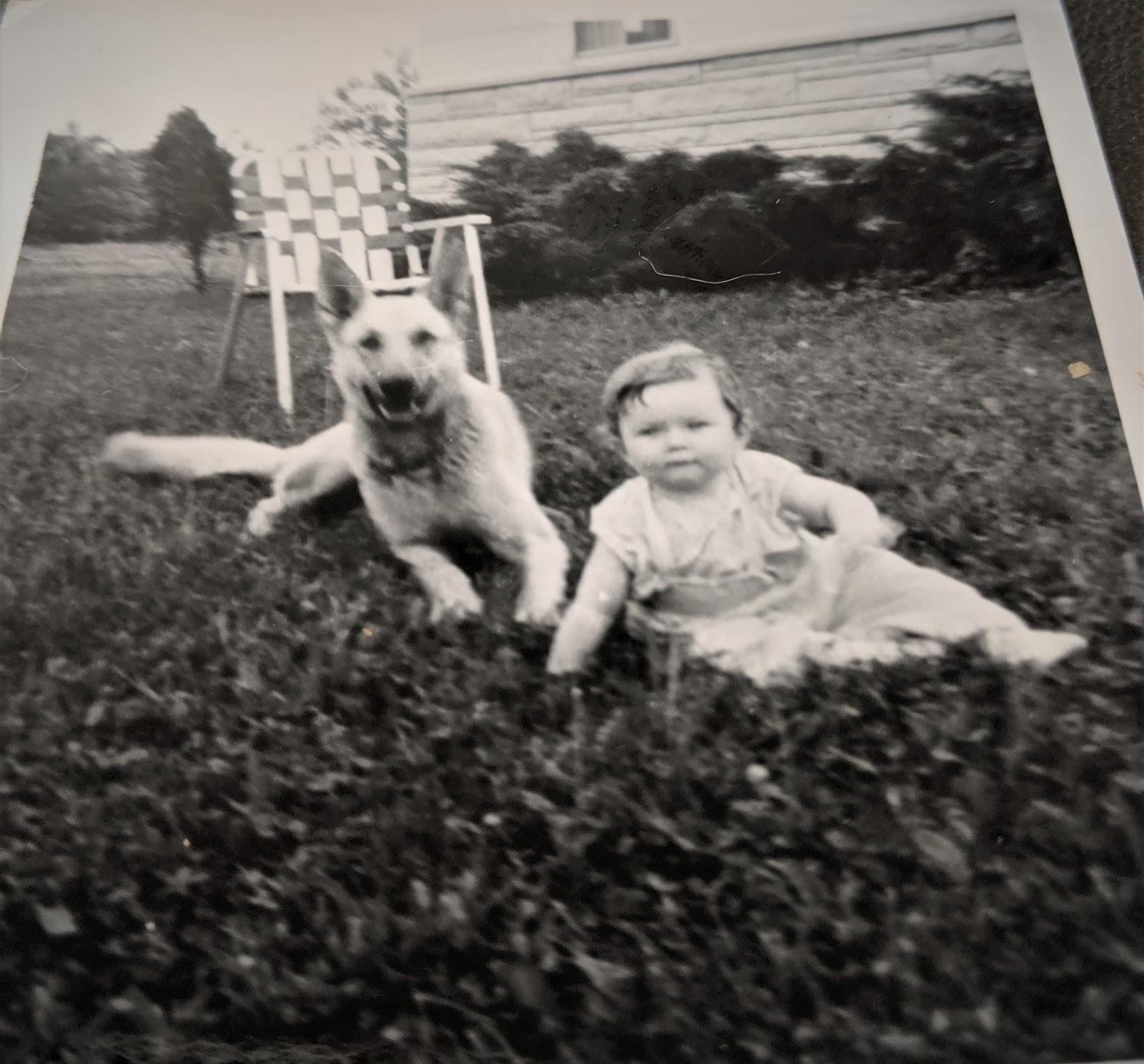Buddy and Dawn, May 1970