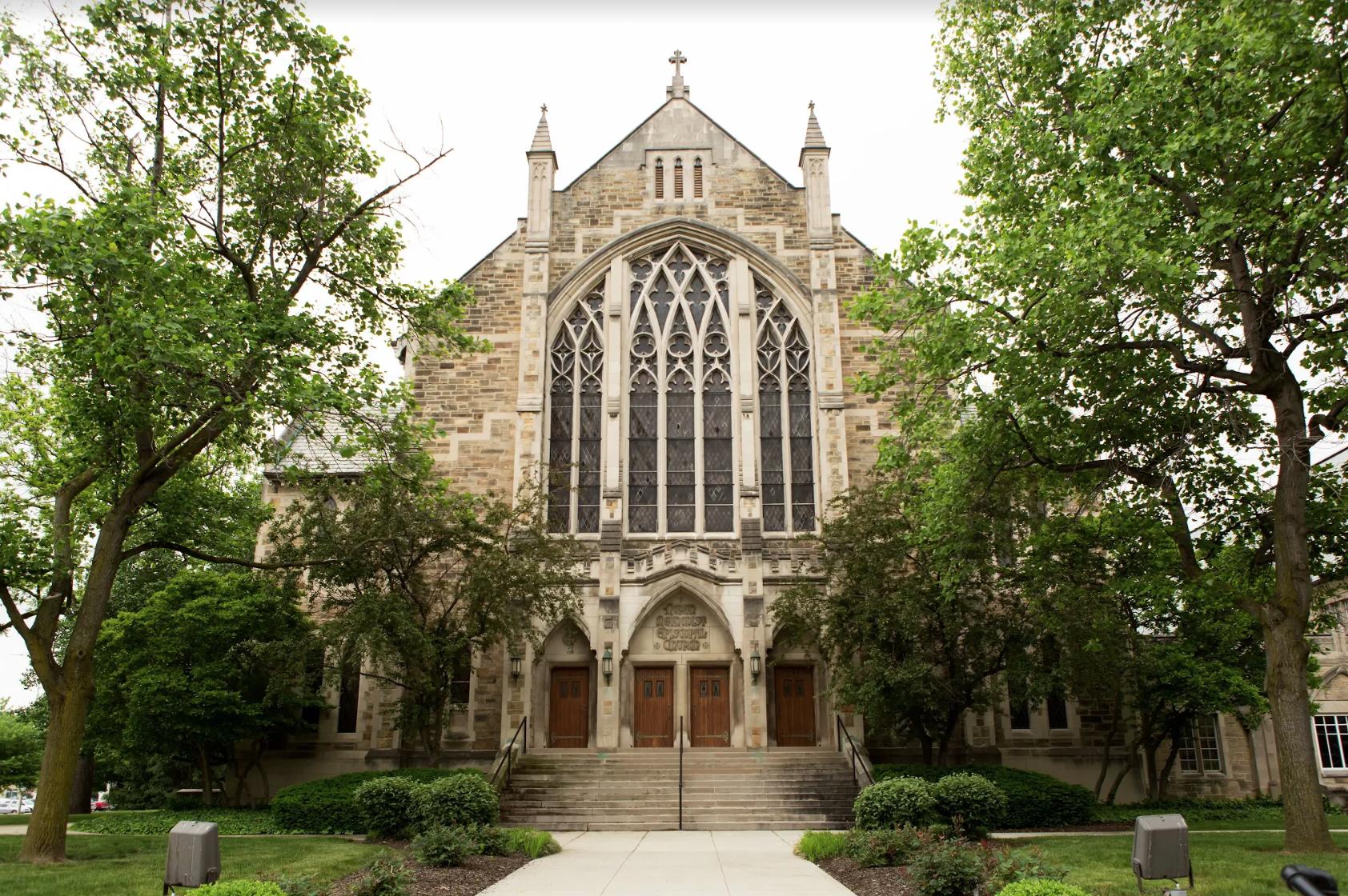 Anne's church, North UMC / Carmen Daughtery Photography
