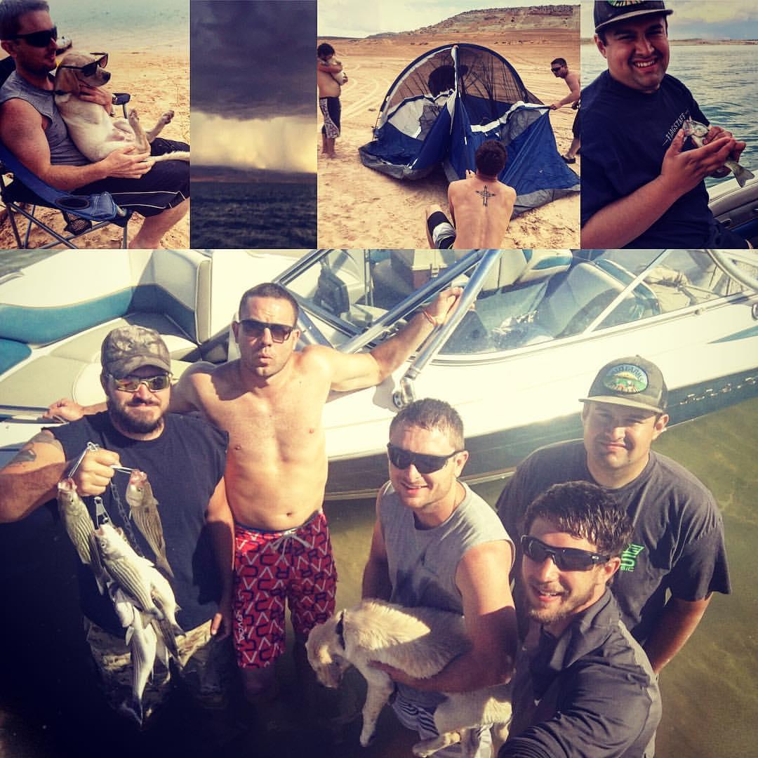 Company trip to Lake Powell!