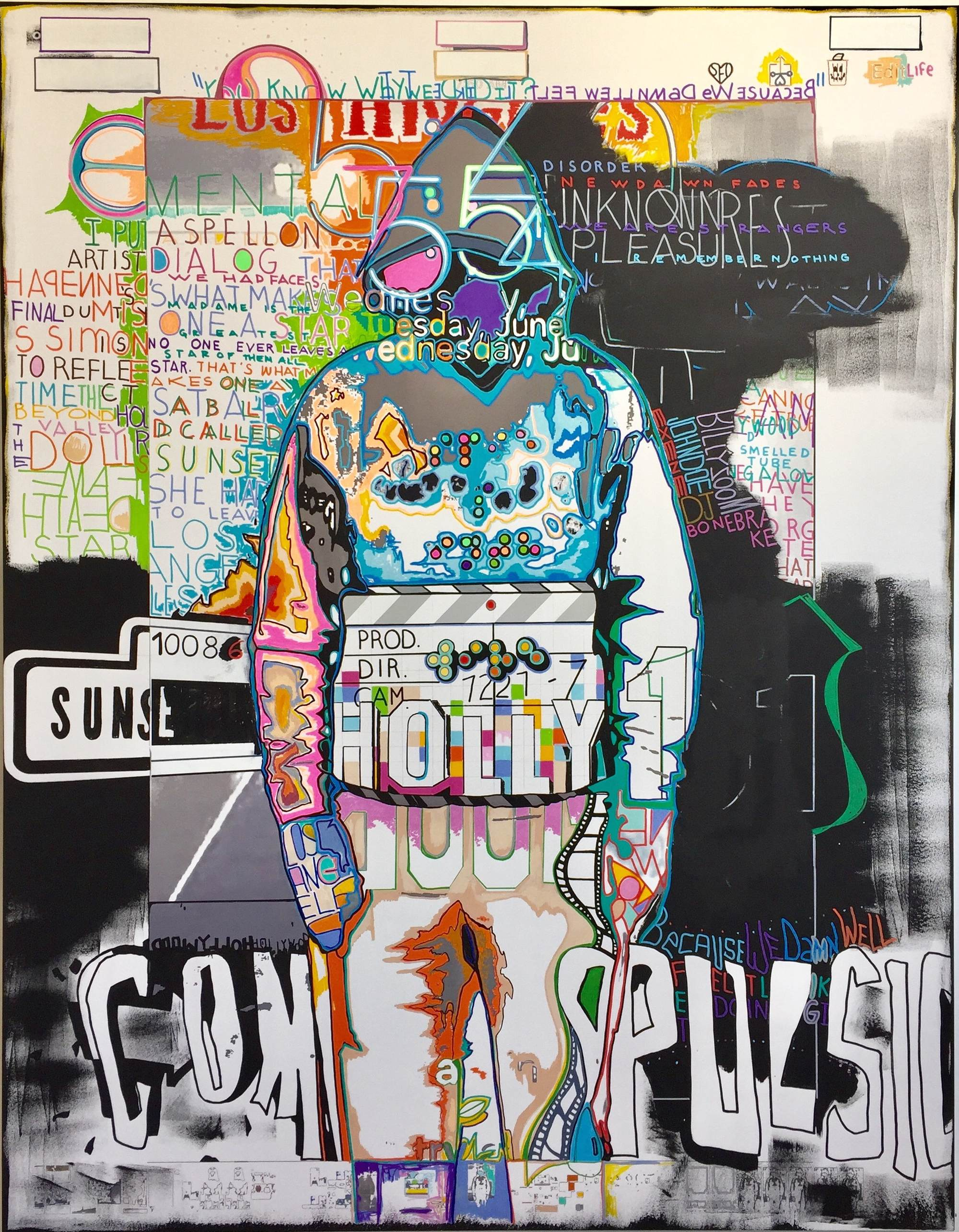 Physical Graffiti: Compulsion, 2017