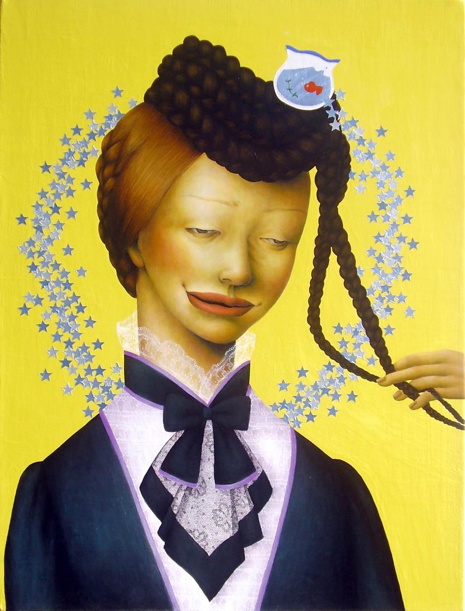 Japamerican Girl Fall, 2005