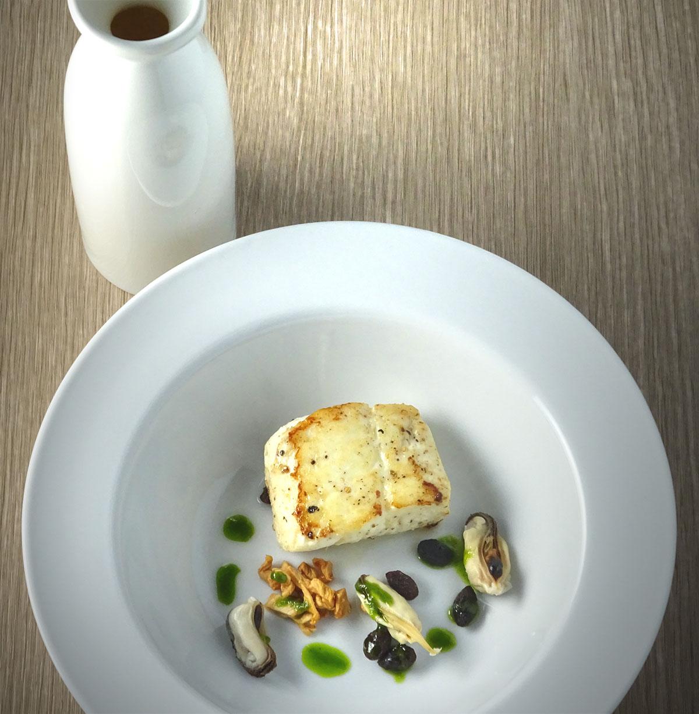 Kristen's Favorite Dish - Icelandic Halibut Pour-Over Soup