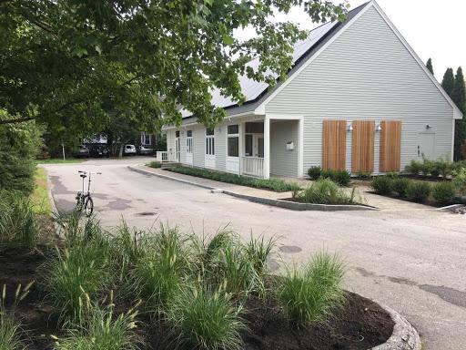 Orange Door Kitchen in West Acton, MA
